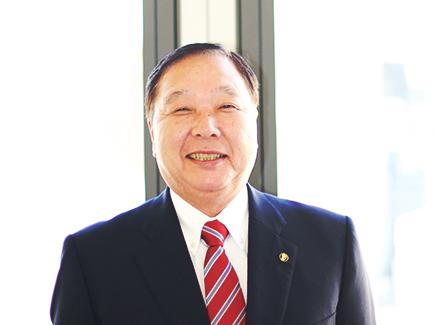 代表者写真