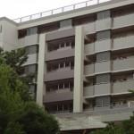 新宿区立大久保三丁目アパート耐震補強の写真