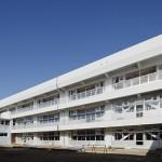 大原小学校校舎棟大規模改修工事の写真