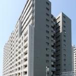 大阪府営岸部第1住宅第2期耐震改修工事の写真