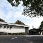 憲政記念館改修工事の写真