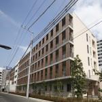 更正施設 浜川荘改築工事の写真