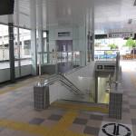 大阪市営地下鉄 出戸駅(エレベーター)の写真