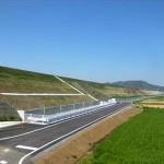 北関東自動車道 太田東の写真