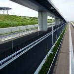 東京港臨海道路(Ⅱ期)中防側(4工区)の写真