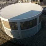 中央雨水ポンプ場流入渠・放流渠外築造の写真