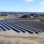 大多喜太陽光発電所の写真