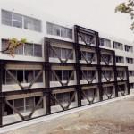 兵庫県警察学校青雲寮耐震改修の写真