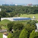 気象庁風洞検査棟の写真