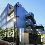 新宿区立新宿リサイクル活動センター等建設建築工事の写真