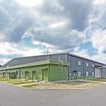防衛美保(24)倉庫の写真