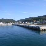 鮎川護岸の写真