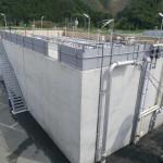 大槌水産加工事業協同組合排水処理設備改造の写真