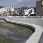 春木川護岸耐震の写真
