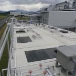 ㈱正田食品津山新工場排水処理設備新設の写真