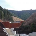 北股堰堤の写真