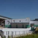 岡崎東倉庫新築工事の写真