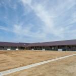 葛城市立磐城小学校附属幼稚園改築工事の写真